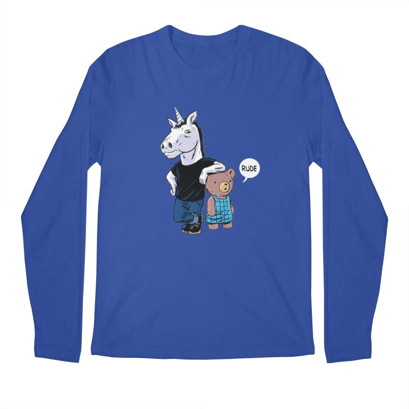 Sally and Hank Men's Longsleeve T-Shirt by The Kurdles' T-shirt Shop