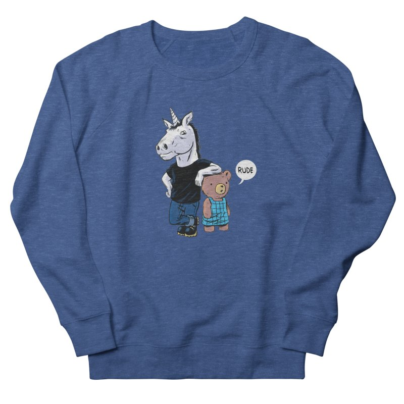 Sally and Hank Women's Sweatshirt by The Kurdles' T-shirt Shop