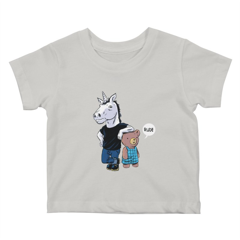 Sally and Hank Kids Baby T-Shirt by The Kurdles' T-shirt Shop