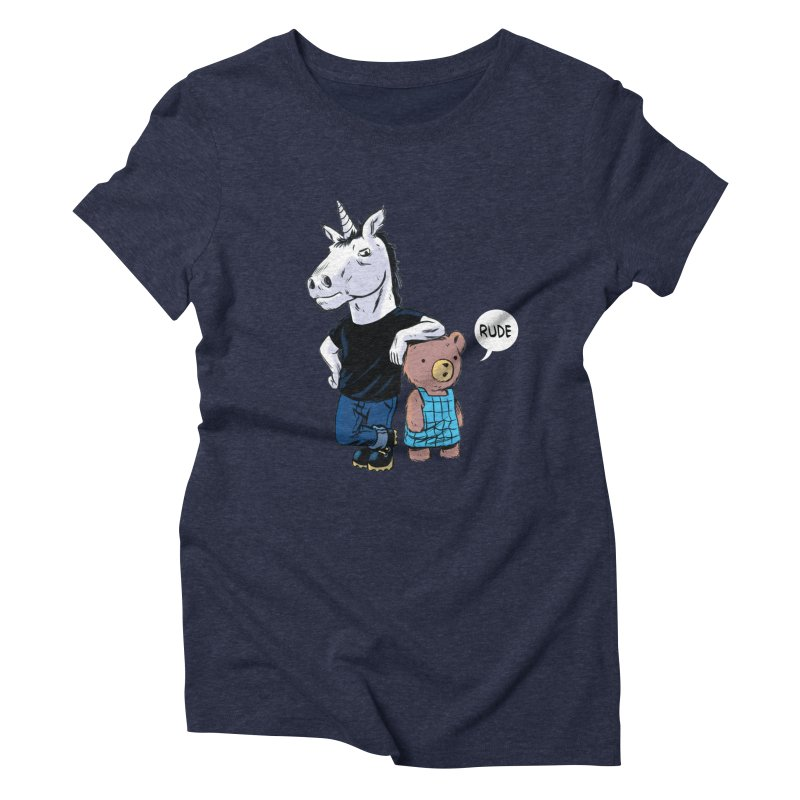 Sally and Hank Women's T-Shirt by The Kurdles' T-shirt Shop