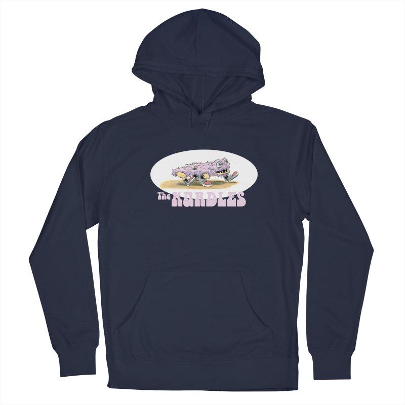 Schleb's Door Women's Pullover Hoody by The Kurdles' T-shirt Shop