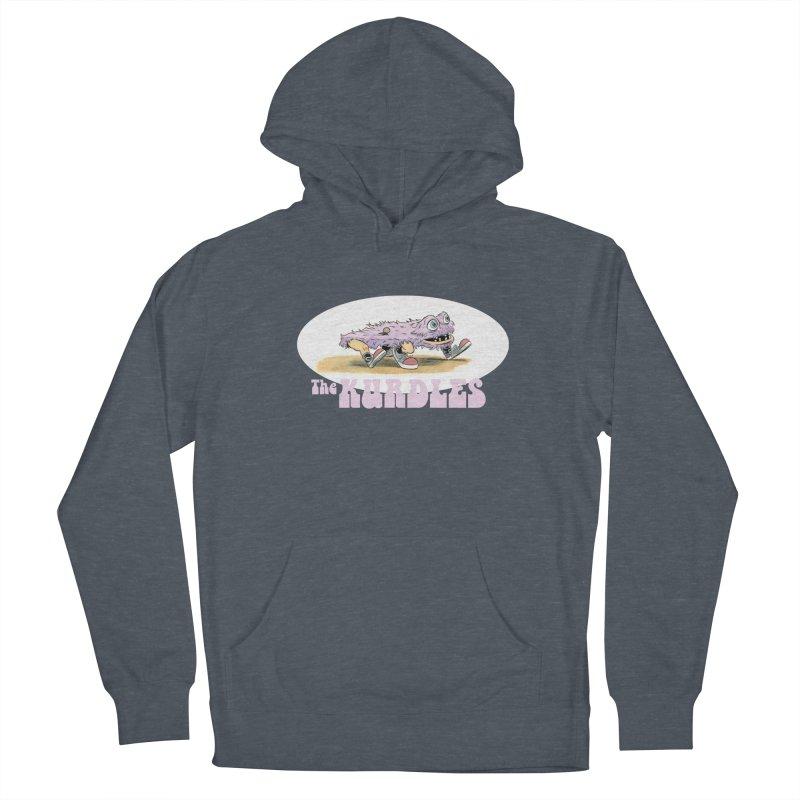 Schleb's Door Men's Pullover Hoody by The Kurdles' T-shirt Shop