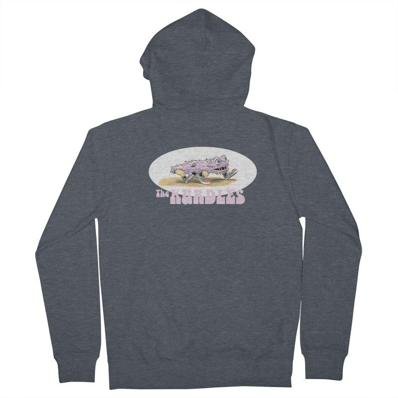 Schleb's Door Women's Zip-Up Hoody by The Kurdles' T-shirt Shop