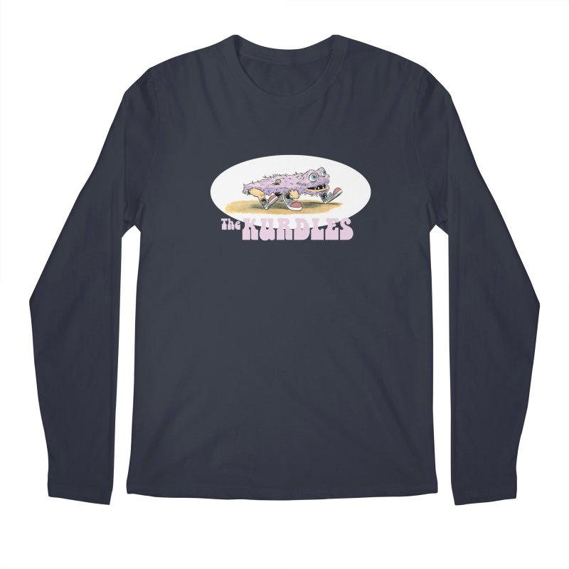 Schleb's Door Men's Longsleeve T-Shirt by The Kurdles' T-shirt Shop