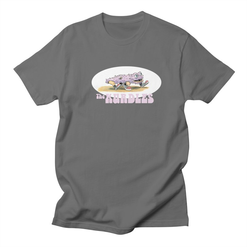 Schleb's Door Men's T-Shirt by The Kurdles' T-shirt Shop