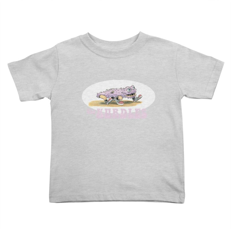 Schleb's Door Kids Toddler T-Shirt by The Kurdles' T-shirt Shop