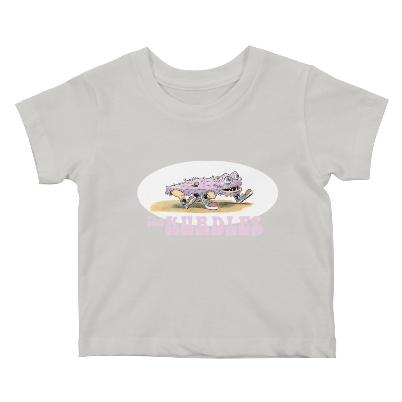 Schleb's Door Kids Baby T-Shirt by The Kurdles' T-shirt Shop