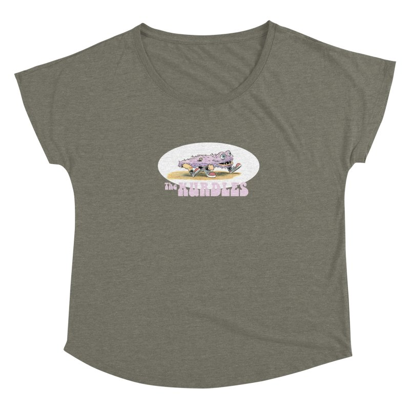 Schleb's Door Women's Dolman by The Kurdles' T-shirt Shop