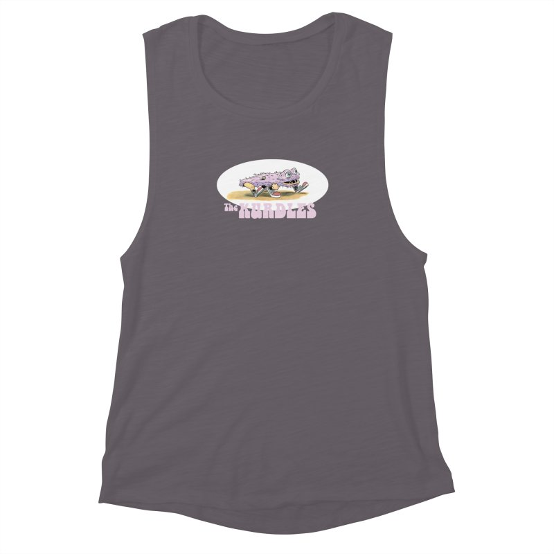 Schleb's Door Women's Muscle Tank by The Kurdles' T-shirt Shop
