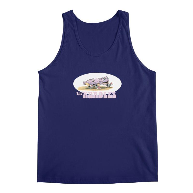 Schleb's Door Men's Tank by The Kurdles' T-shirt Shop