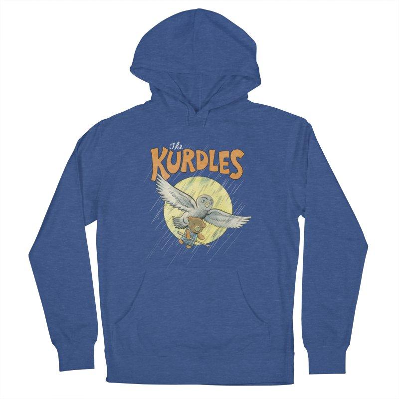 The Kurdles Women's Pullover Hoody by The Kurdles' T-shirt Shop