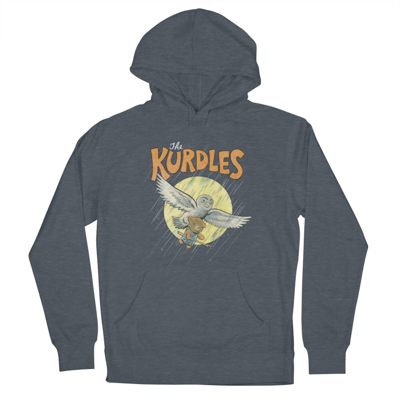 The Kurdles Women's Pullover Hoody by The Kurdles' T-shirt Shop