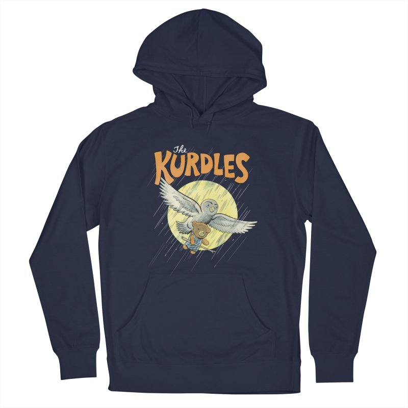 The Kurdles Men's Pullover Hoody by The Kurdles' T-shirt Shop