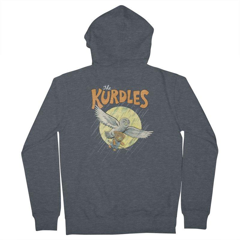 The Kurdles Women's Zip-Up Hoody by The Kurdles' T-shirt Shop