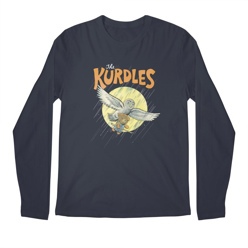 The Kurdles Men's Longsleeve T-Shirt by The Kurdles' T-shirt Shop