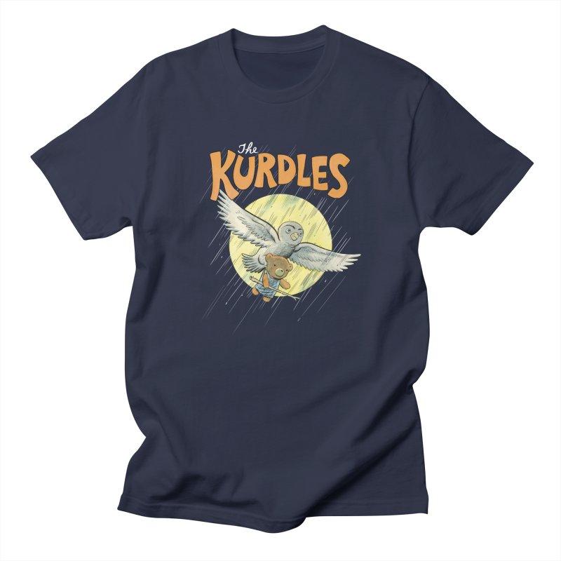 The Kurdles Men's T-Shirt by The Kurdles' T-shirt Shop