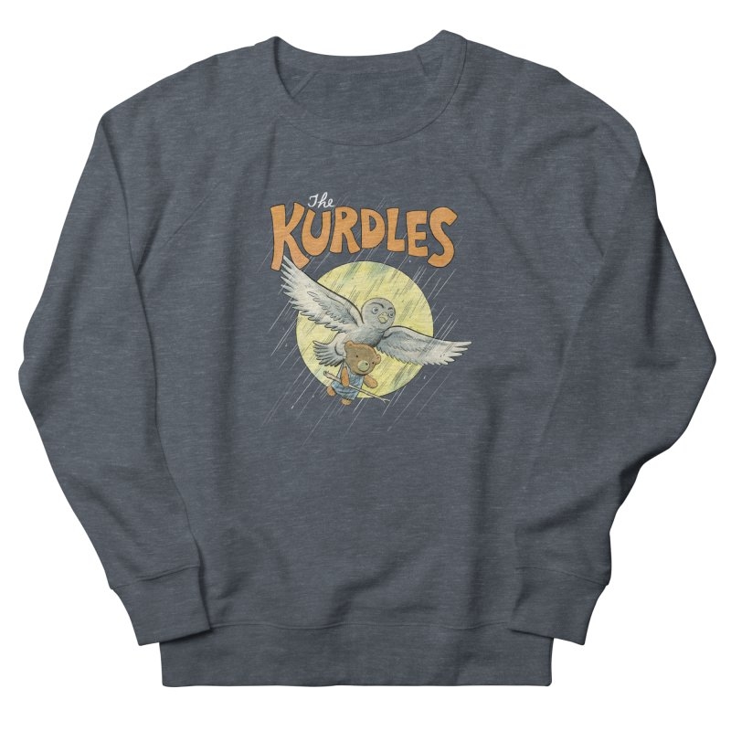 The Kurdles Men's Sweatshirt by The Kurdles' T-shirt Shop