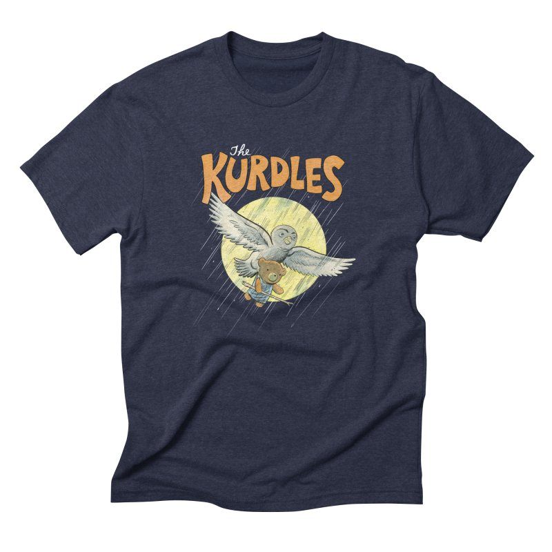 The Kurdles Men's T-Shirt by The Kurdles' T-shirt Shop