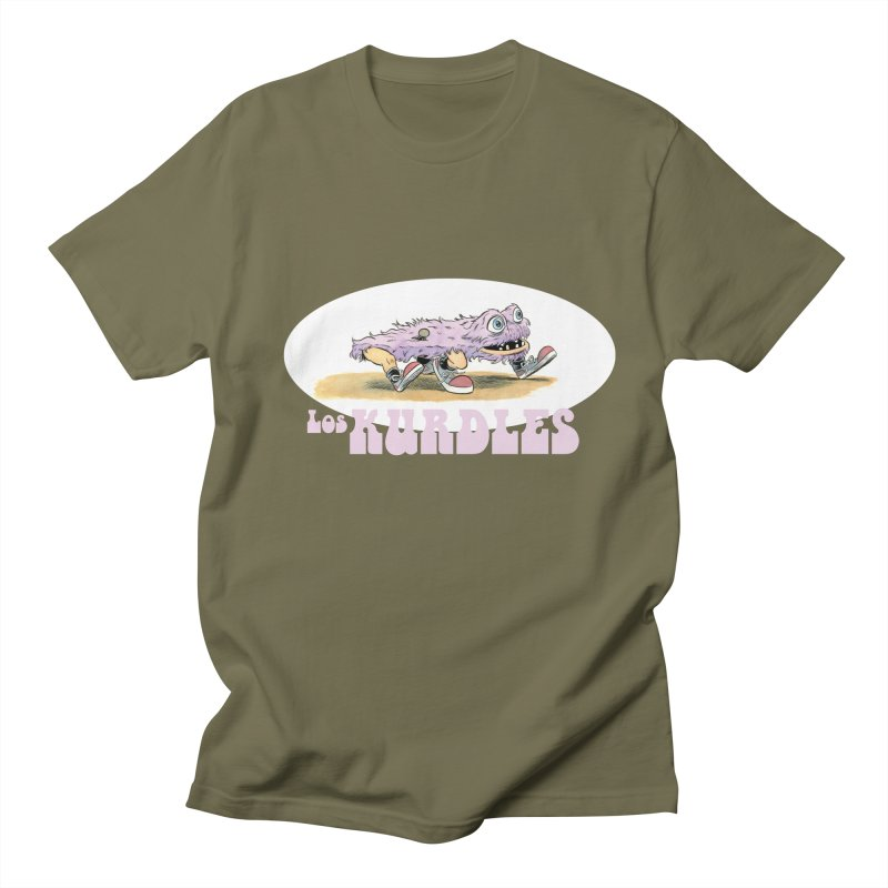 Schleb's Door (¡en español!) Men's T-Shirt by The Kurdles' T-shirt Shop