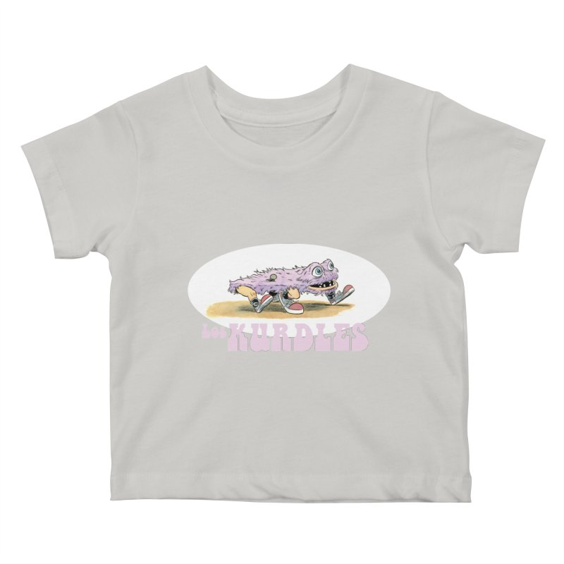 Schleb's Door (¡en español!) Kids Baby T-Shirt by The Kurdles' T-shirt Shop
