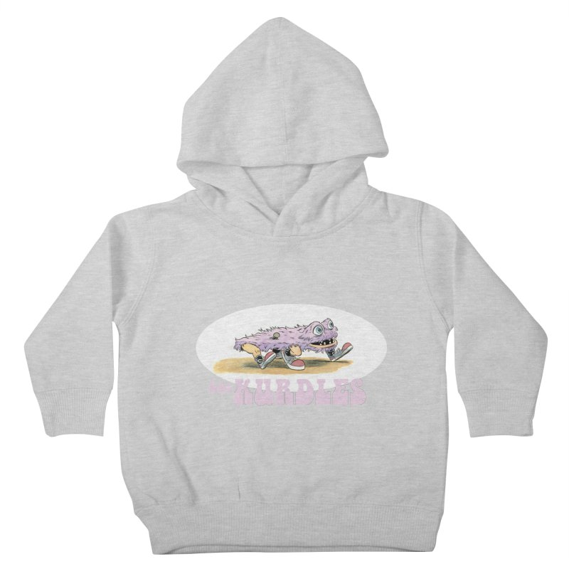 Schleb's Door (¡en español!) Kids Toddler Pullover Hoody by The Kurdles' T-shirt Shop