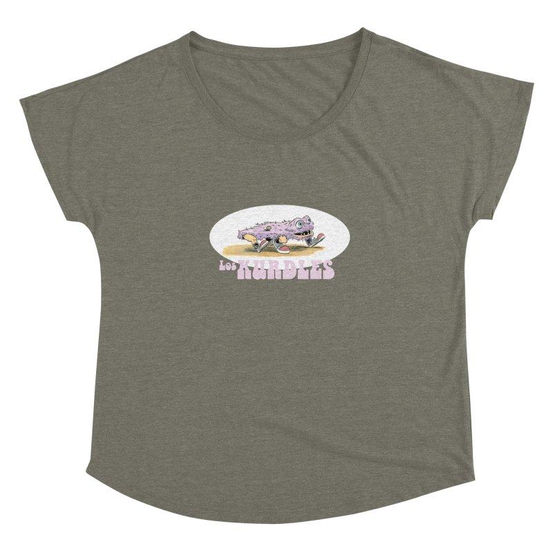 Schleb's Door (¡en español!) Women's Dolman by The Kurdles' T-shirt Shop