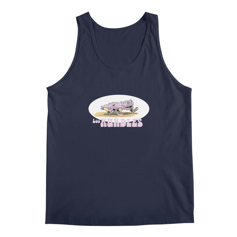 Schleb's Door (¡en español!) Men's Tank by The Kurdles' T-shirt Shop