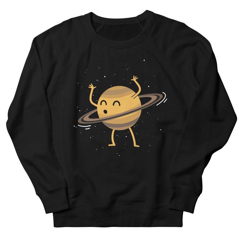 Space Hula Hoop Men's Sweatshirt by Designs by Kurisquare