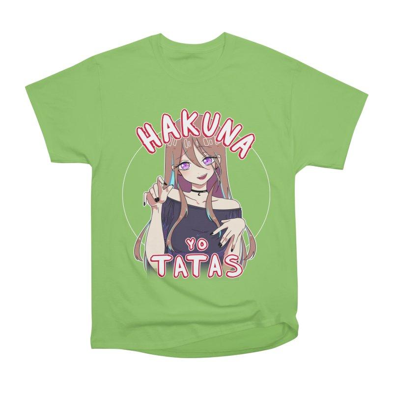 HYT (TYPE 1) Men's Heavyweight T-Shirt by kurisustinah's Artist Shop