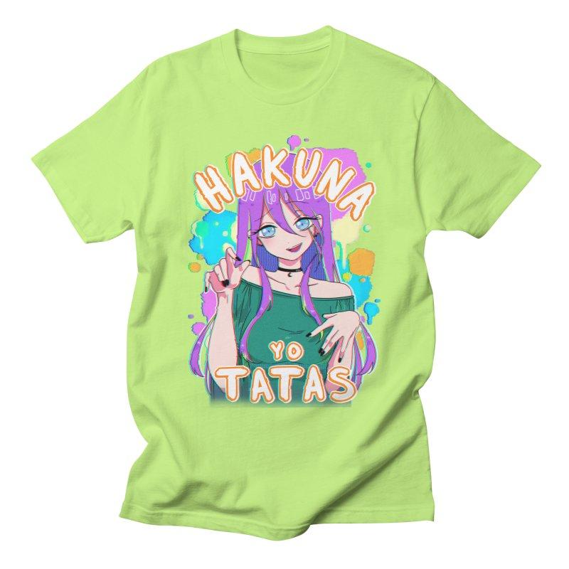 HYT (TYPE 3) Men's Regular T-Shirt by kurisustinah's Artist Shop