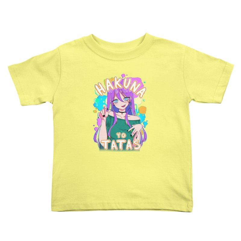 HYT (TYPE 3) Kids Toddler T-Shirt by kurisustinah's Artist Shop