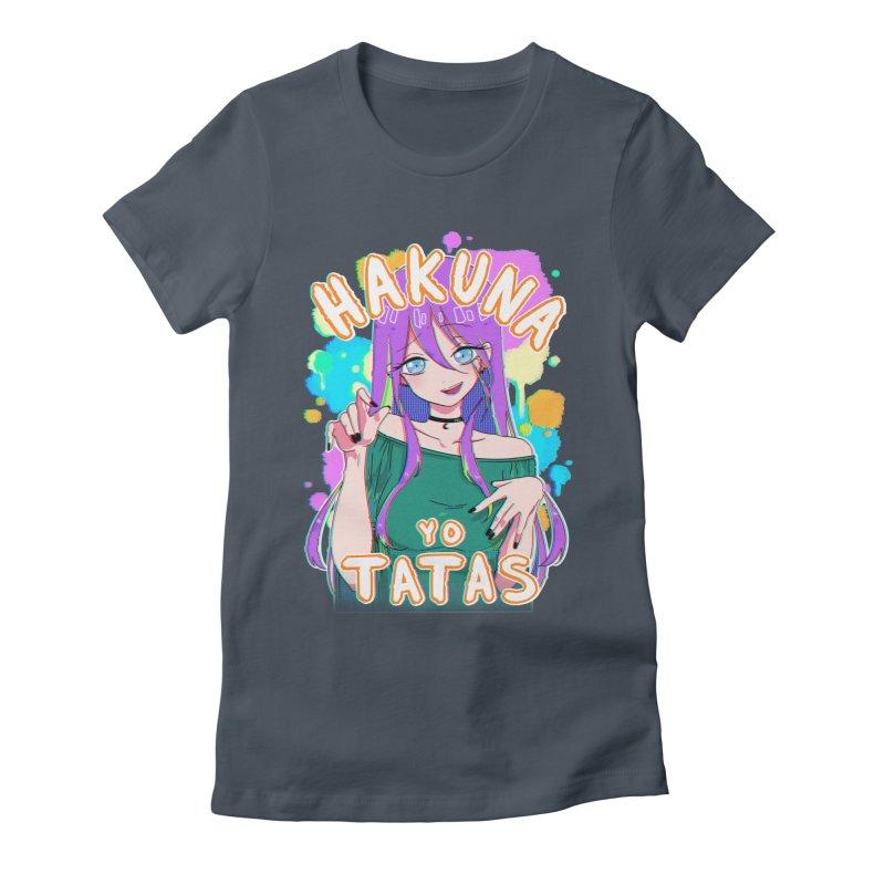 HYT (TYPE 3) Women's T-Shirt by kurisustinah's Artist Shop