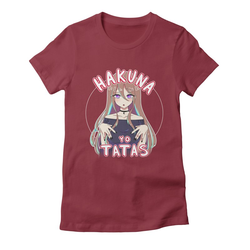 HYT (TYPE 2) Women's Fitted T-Shirt by kurisustinah's Artist Shop