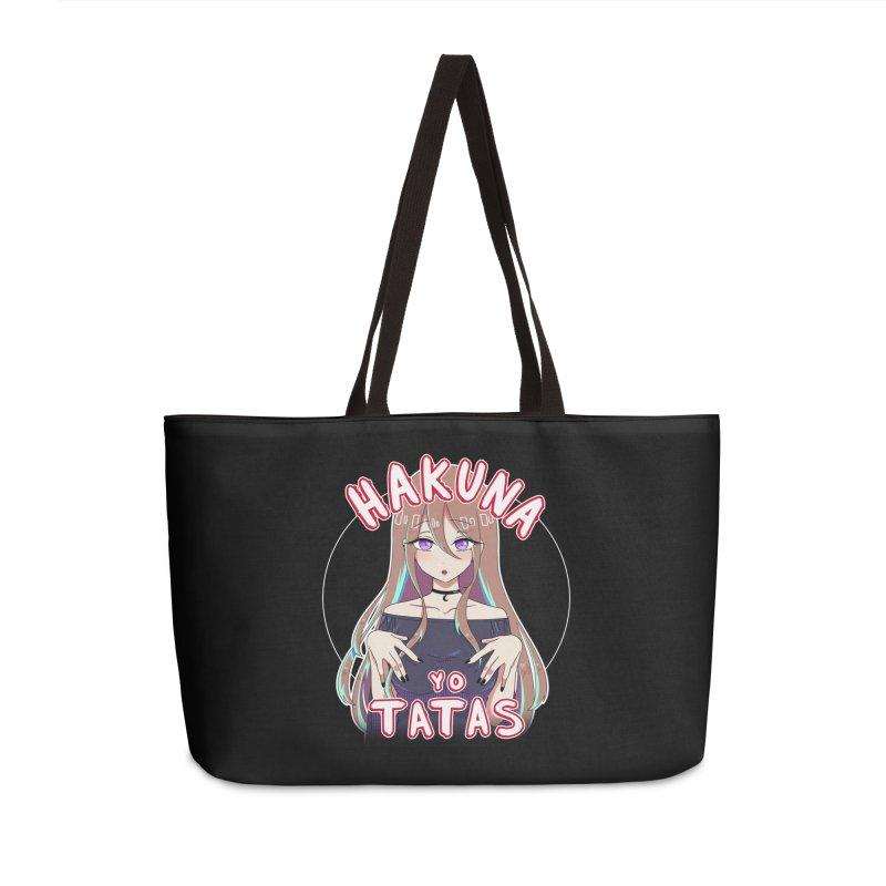 HYT (TYPE 2) Accessories Weekender Bag Bag by kurisustinah's Artist Shop