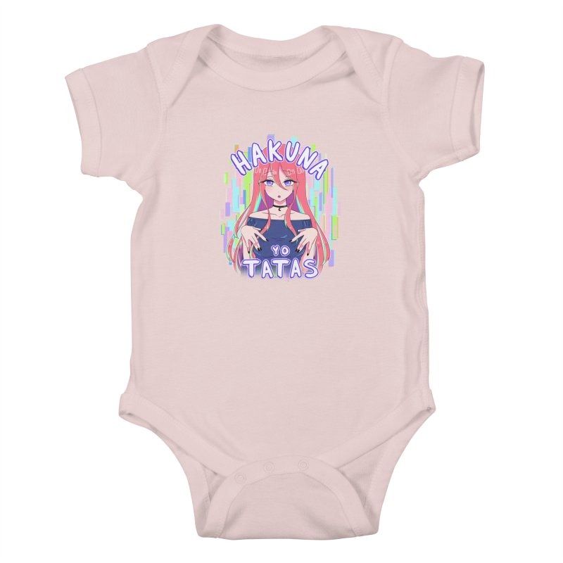 HYT (TYPE 4) Kids Baby Bodysuit by kurisustinah's Artist Shop