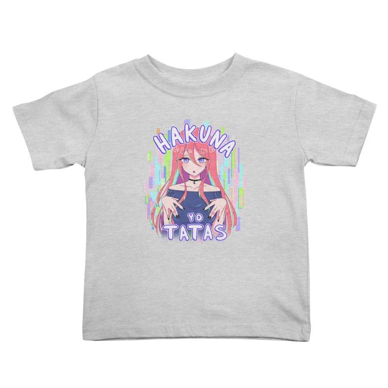 HYT (TYPE 4) Kids Toddler T-Shirt by kurisustinah's Artist Shop
