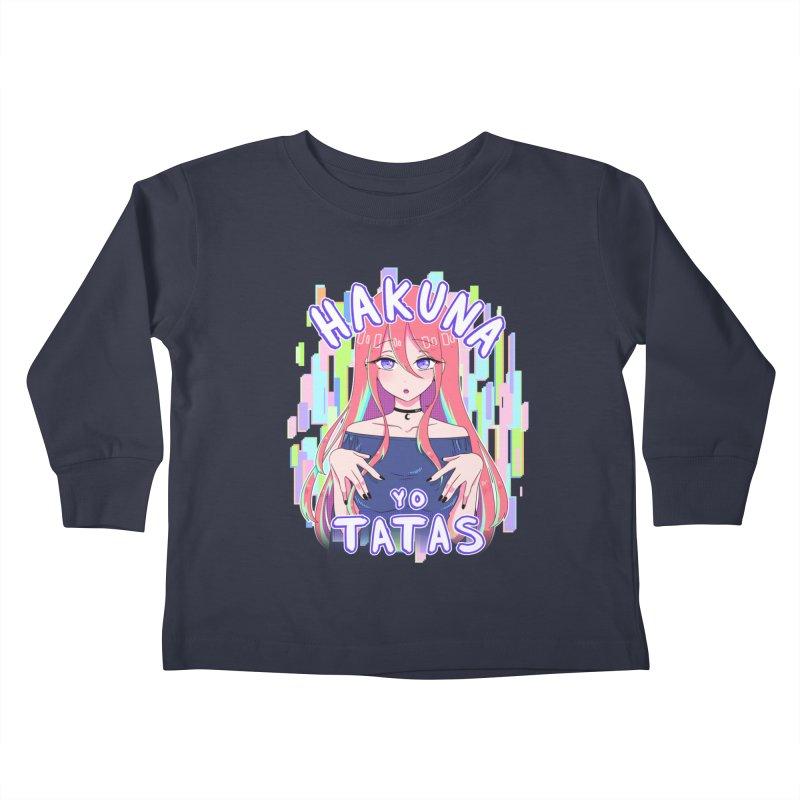 HYT (TYPE 4) Kids Toddler Longsleeve T-Shirt by kurisustinah's Artist Shop