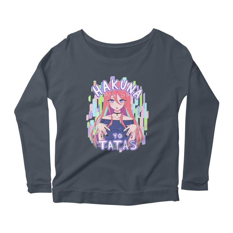 HYT (TYPE 4) Women's Scoop Neck Longsleeve T-Shirt by kurisustinah's Artist Shop