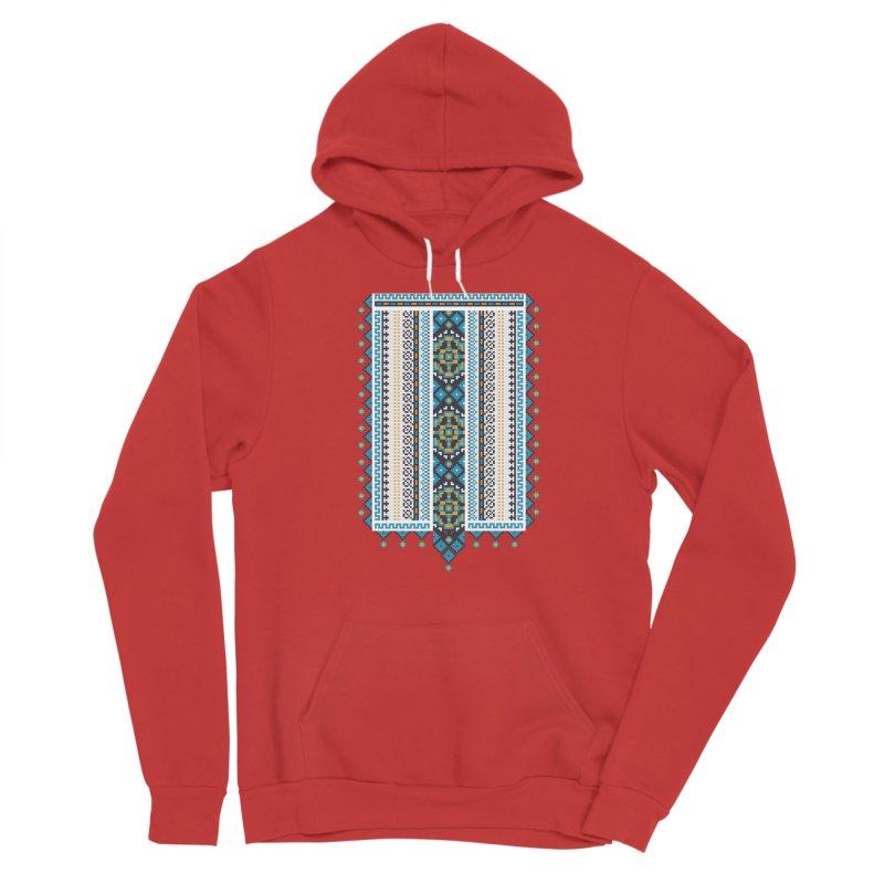 Ukrainian pattern Women's Pullover Hoody by Kurochka