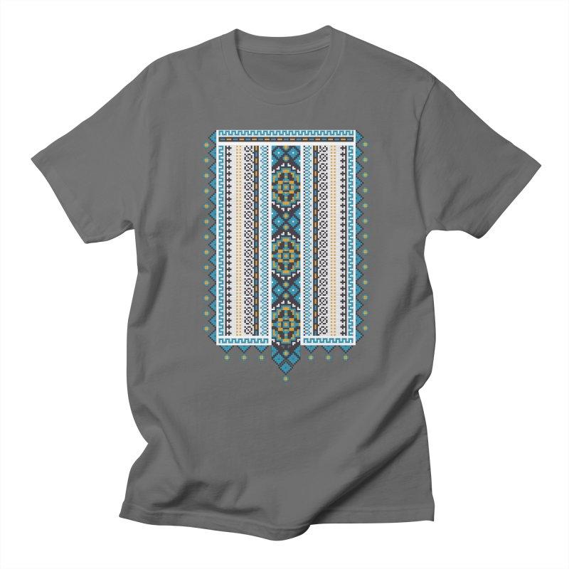 Ukrainian pattern Men's T-Shirt by Kurochka