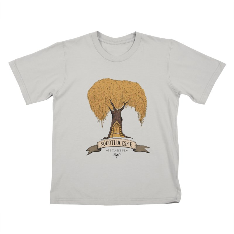 Sogutlucesme, Istanbul Kids T-Shirt by Kürşat Ünsal's Artist Shop