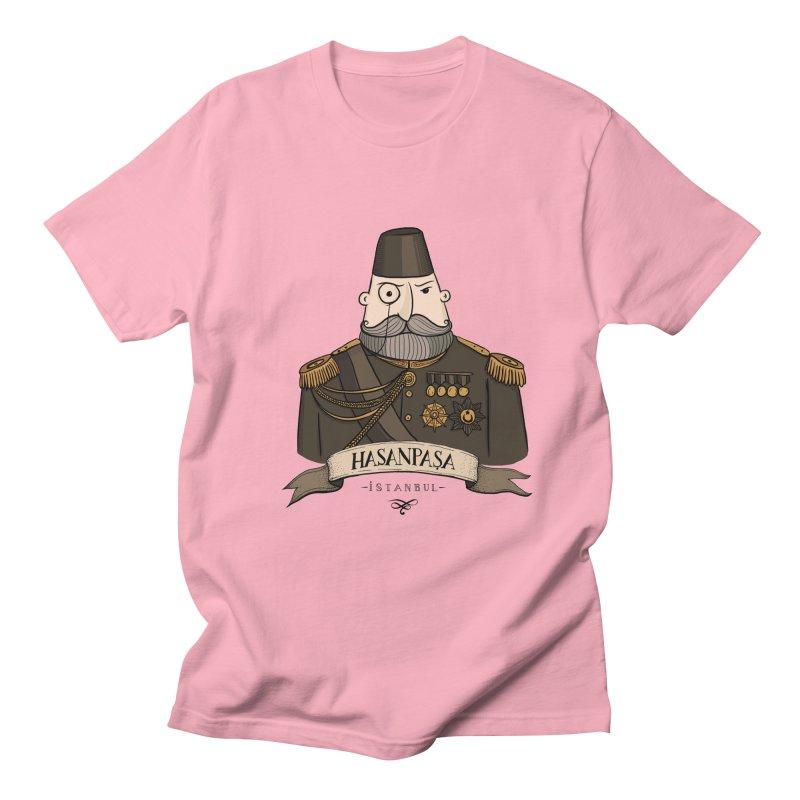 Hasanpasa, Istanbul Men's T-Shirt by Kürşat Ünsal's Artist Shop