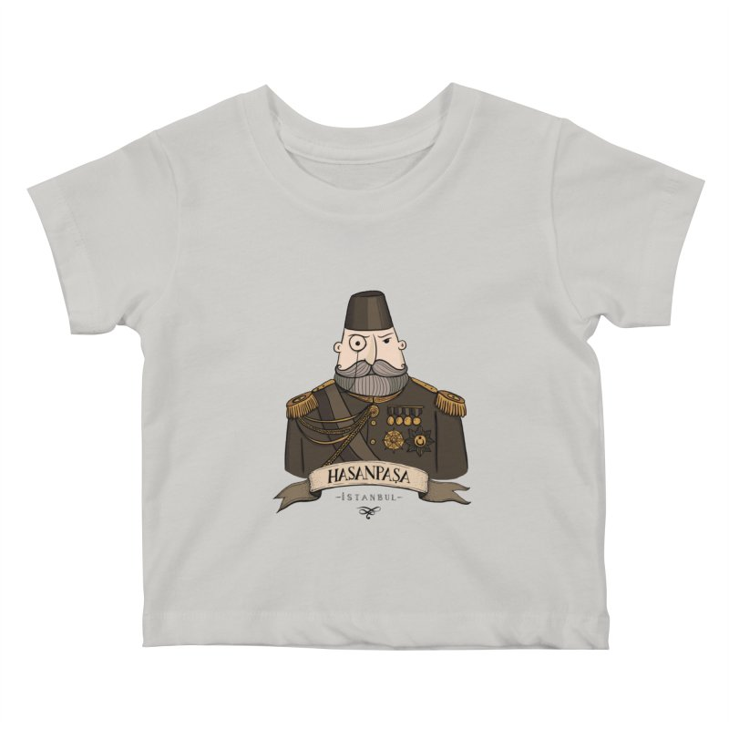 Hasanpasa, Istanbul Kids Baby T-Shirt by Kürşat Ünsal's Artist Shop