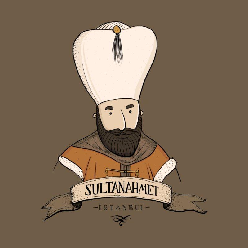 Sultanahmet, Istanbul by Kürşat Ünsal's Artist Shop