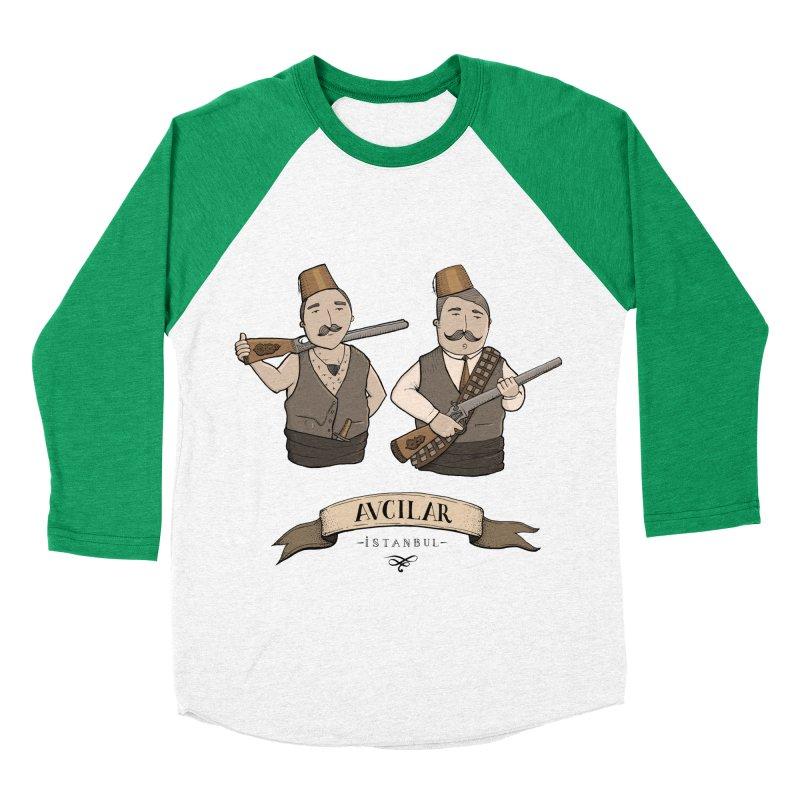Avcilar, Istanbul Women's Baseball Triblend T-Shirt by Kürşat Ünsal's Artist Shop