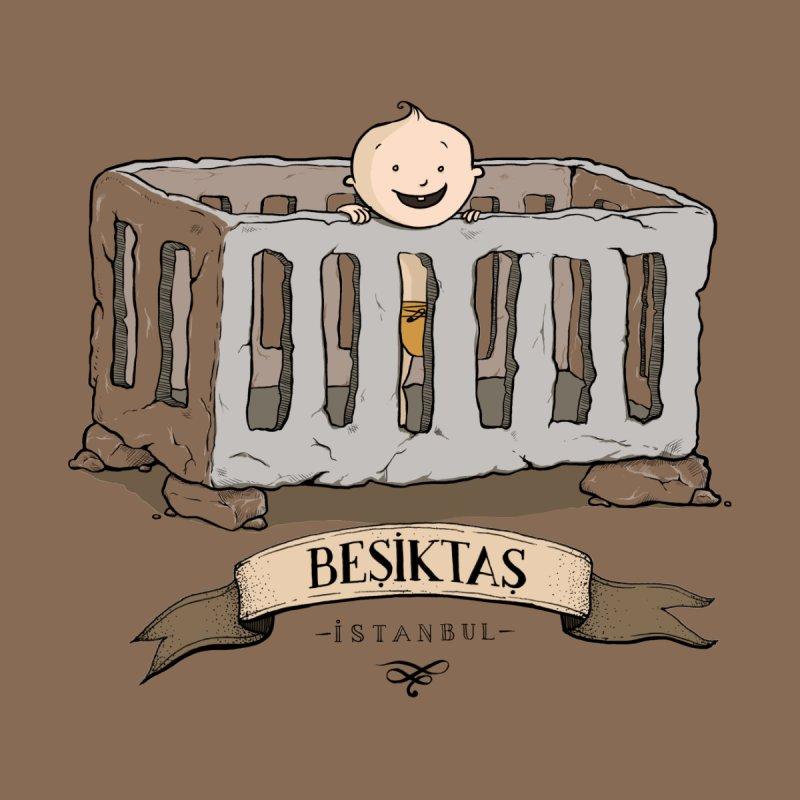 Besiktas, Istanbul by Kürşat Ünsal's Artist Shop