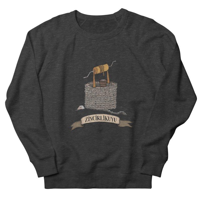 Zincirlikuyu, Istanbul Men's Sweatshirt by Kürşat Ünsal's Artist Shop