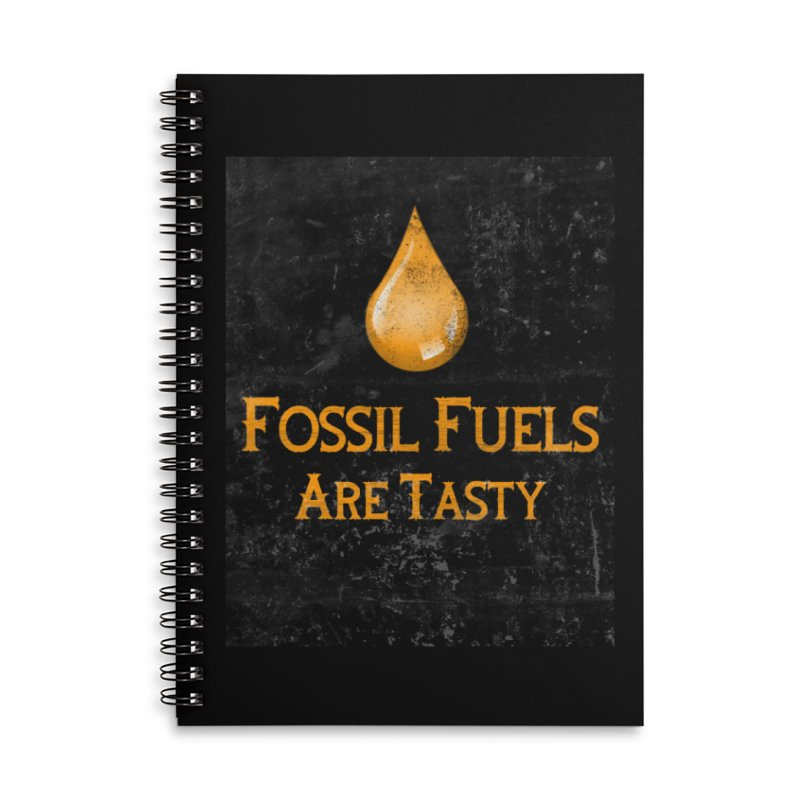 Fossil Fuels Accessories Notebook by kustomcarphotography's Artist Shop