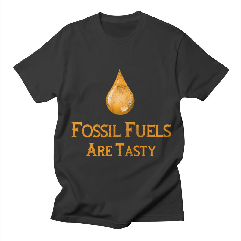 Fossil Fuels Men's T-Shirt by kustomcarphotography's Artist Shop