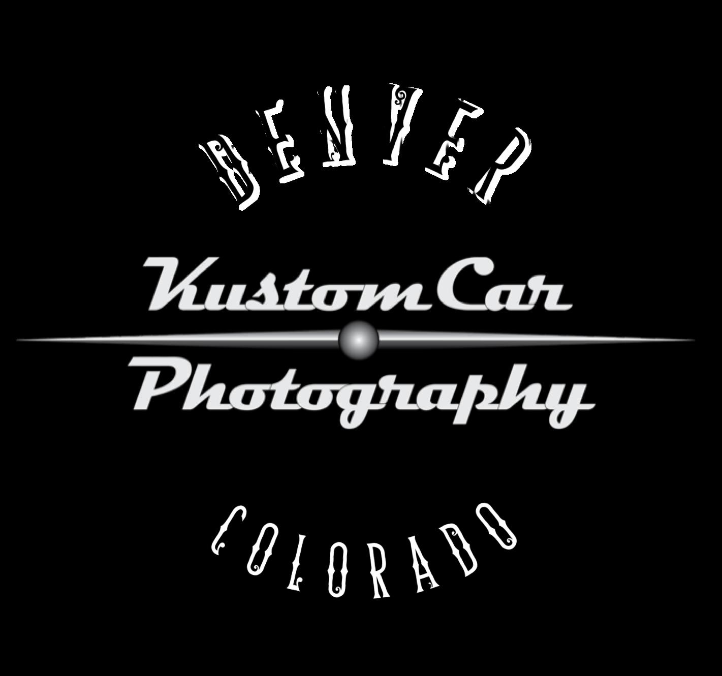 kustomcarphotography's Artist Shop Logo